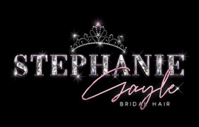 Stephanie Gayle Bridal Hair Logo